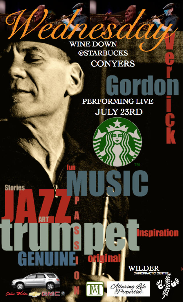 CONYERS GEORGIA JAZZ STARBUCKS