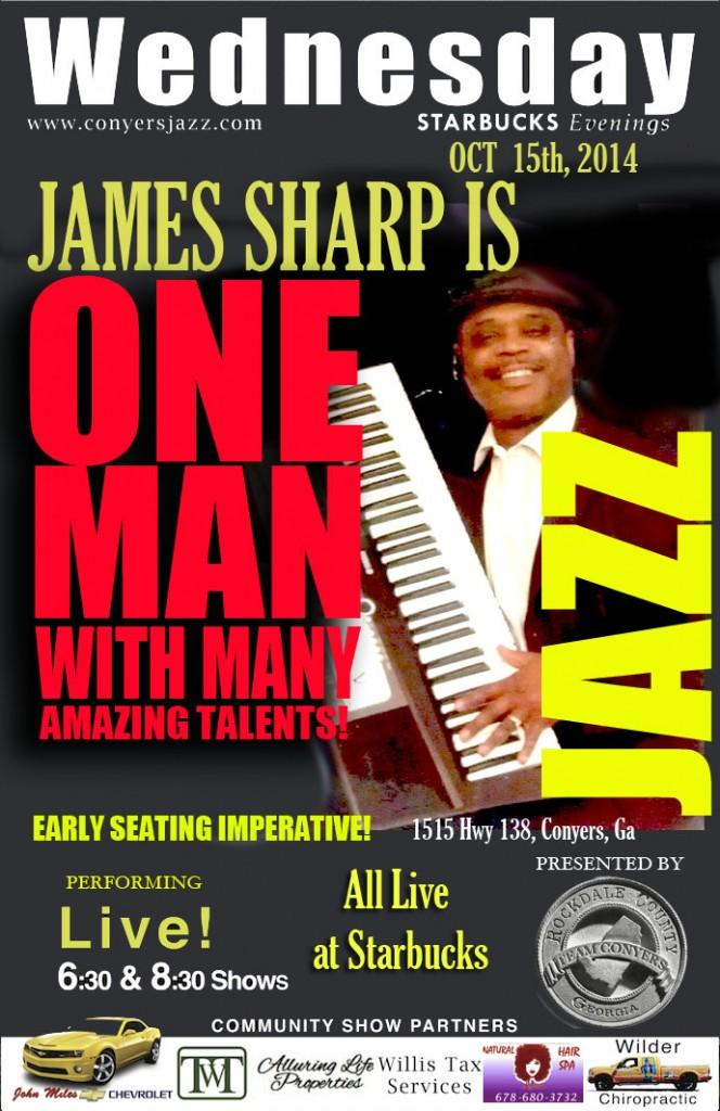 JAMES SHARP